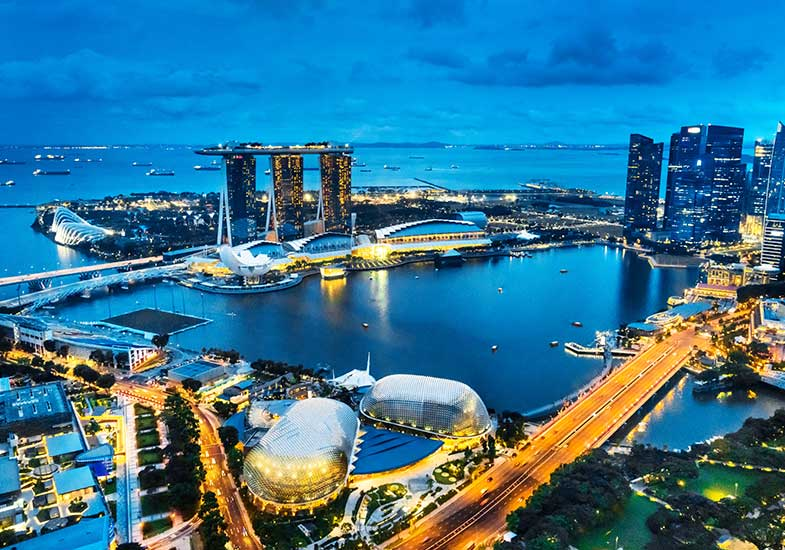 SenSen Networks - Singapore Case Study